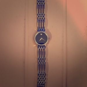 Movado Esperanza diamond watch